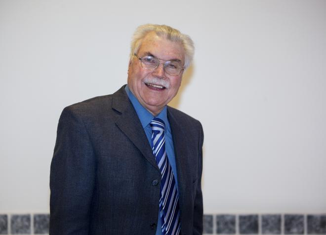 Carlo Taccola vill inte bara erbjuda hotellnätter utan också möjligheter för möten, konferenser och fester.