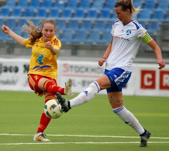Thörnqvist var även hon hårt motarbetad av Älvsjöförsvaret.