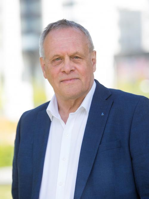 Tony Thorén, ordförande i Äldre- och omsorgsnämnden