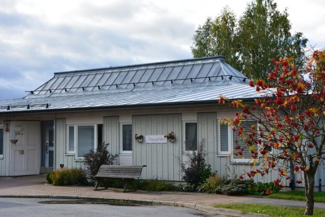 <span>Ängsgården erbjuder idag demensboende för 21 äldre och avvecklas under 2018</span><div><span></span></div>