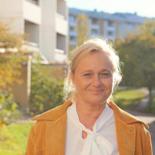 Marie Åkesdotter (MP), ordförande i hållbarhetsutskottet