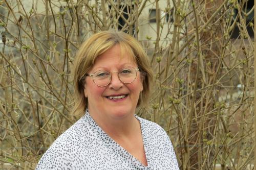 Susann Ronström (S), vice ordförande i äldre-och omsorgsnämnden