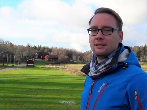 Thomas Sundblad (L), ordförande kultur- och fritidsnämnden