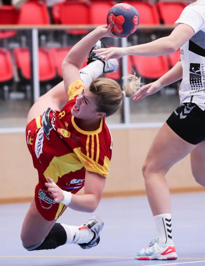 Ronja Vesterlund bryter igenom