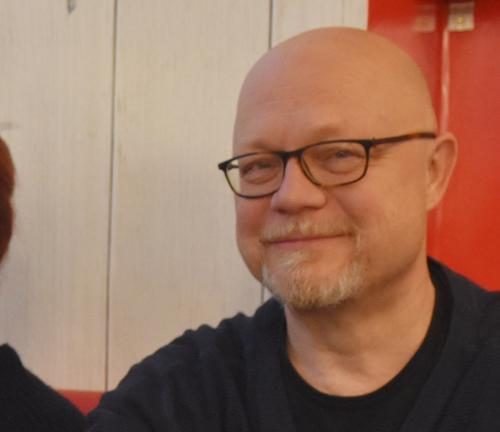 Björn Taubert som är medicinsk ansvarig läkare på Folkets vårdcentral i Tyresö