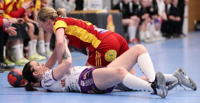Tyresö var i överläge matchen igenom och inte enbart Madeleine Lindgren.
