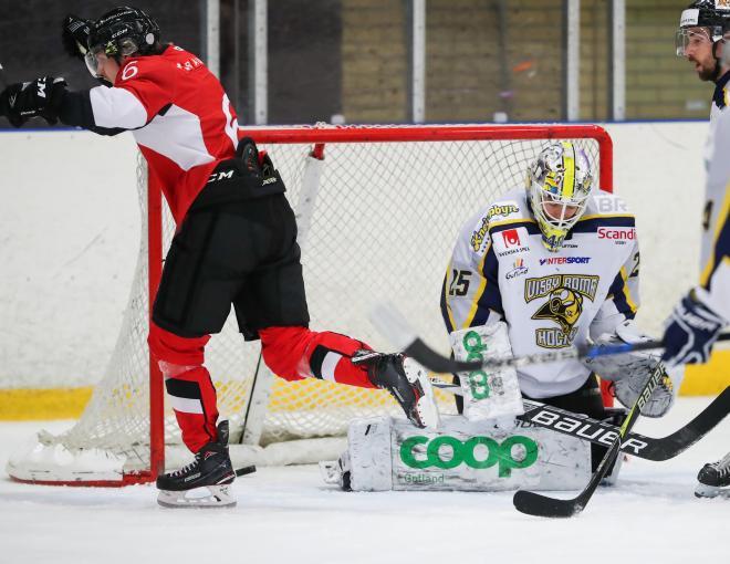 Rasmus Davidsson 2-3