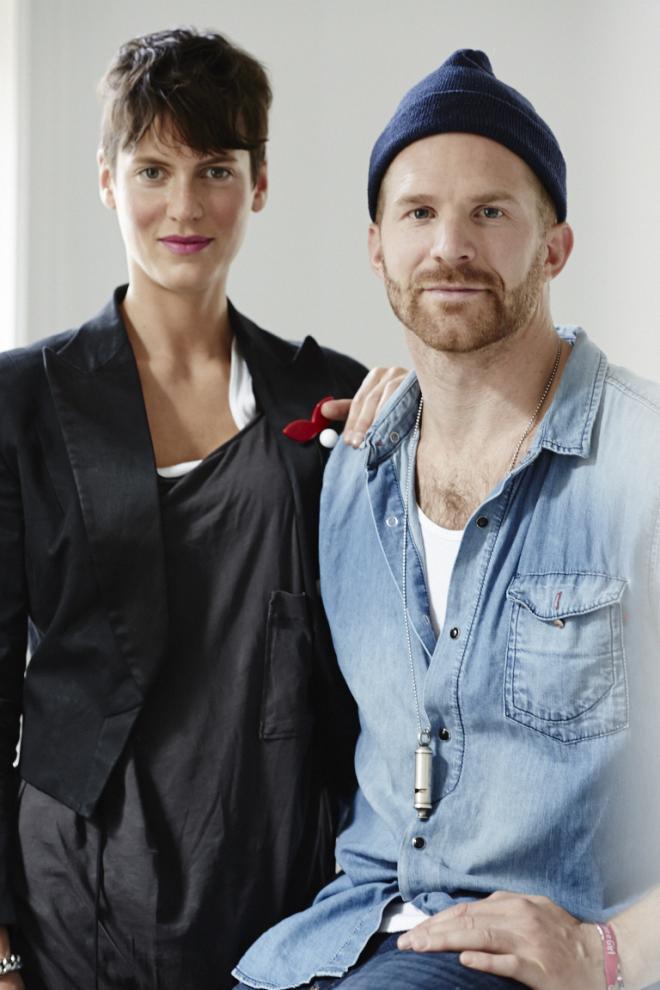 Nina Rung och Peter Svensson