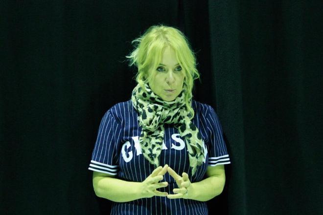 Helena Karlsson är ledare och initiativtagare till Teaterpalatset.