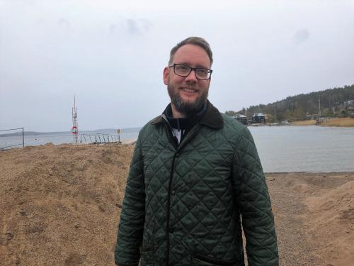 Thomas Sundblad (L) ordförande i Kultur- och fritidsnämnden