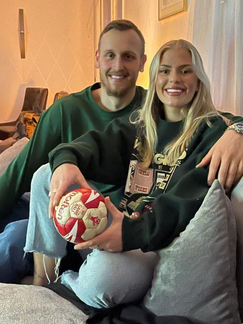 Handboll + Kärlel = SANT
