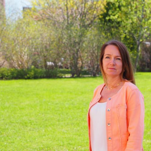 Anita Mattsson, (S) kandidat till kommunstyrelsens ordförande