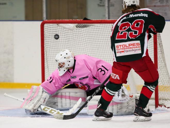 Ludwig Wiita-Adamsson gör sitt andra mål för säsongen.