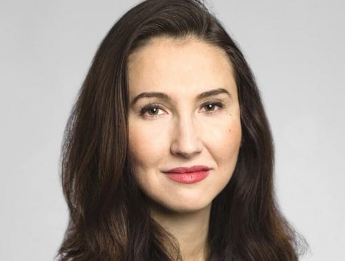 Aida Hadzialic (S)<br />regionråd i Region Stockholm