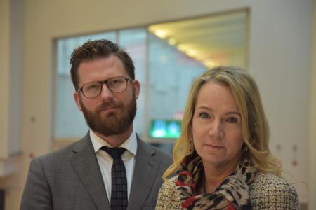 Mathias Tegnér (S), riksdagsledamot och Anita Mattsson (S), kommunstyrelsens ordförande i Tyresö ställer i ett öppet brev skarpa krav på Polismyndigheten.