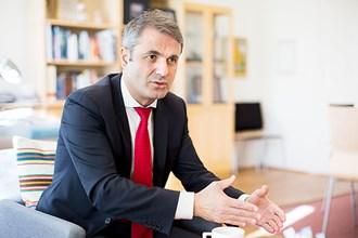 Energi och samordningsminister Ibrahim Baylan