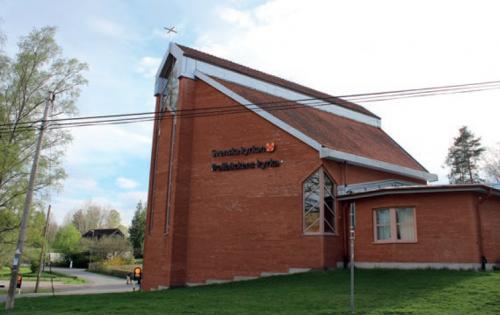Kyrkovalet handlar om vem som ska styra tyresö församling där bland annat Trollbäckens kyrka ingår.
