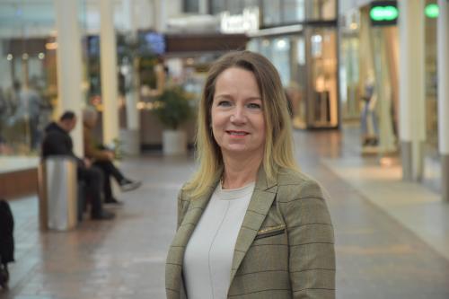Anita Mattsson (S) säger att Tyresö ska vara en del av de goda krafter som aktivt arbetar för att omställningen till ett hållbart samhälle ska vara prioriterat på den politiska dagordningen.