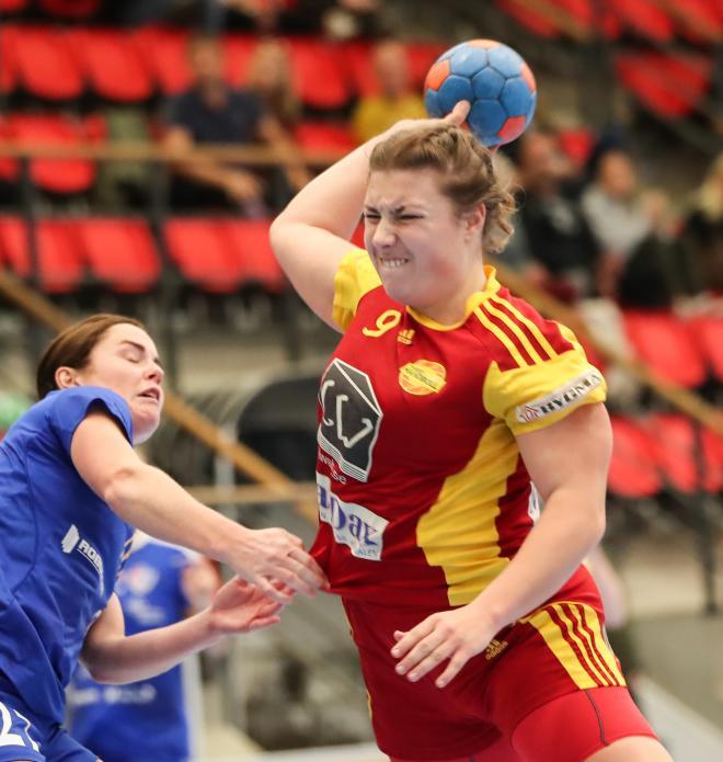 Johanna Hellgren bästa målskytt med nio kassar