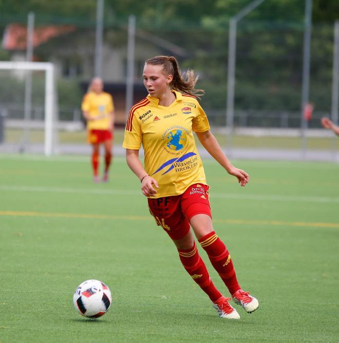Frida Thörnqvist.