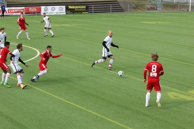Nicolas Cordero blev till slut matchvinnare för HSK