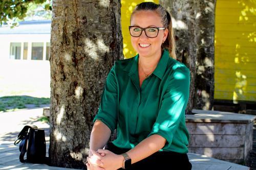 Jannice Rockstroh, ordförande i barn - och utbildningsnämnden.