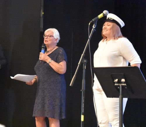 Många priser att bära hem för Madeleine Envall som också tilldelades stipende av Rotary