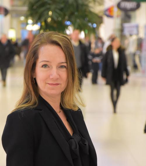 Anita Mattsson (S), kommunstyrelsens ordförande i Tyresö