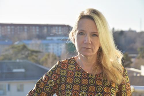 Anita Mattsson (S)