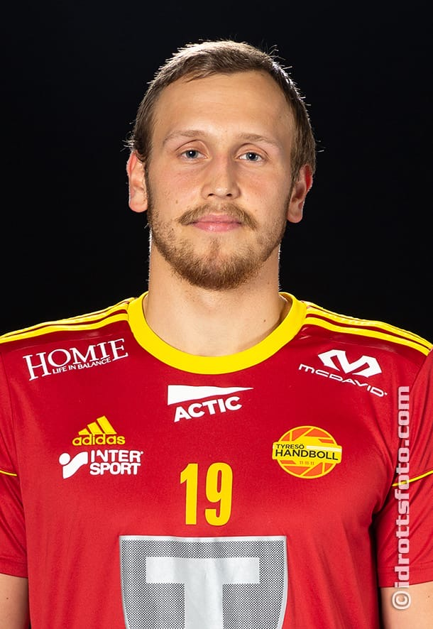 Jesper Johansson satte 9 mål.