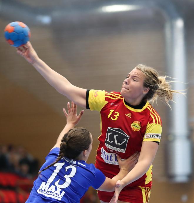 Olivia Svalstedt satte 7 mål