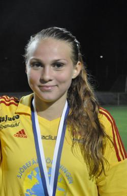Frida Thörnqvist. Seriesegrare. Cupsegrare. Skytteligavinnare.