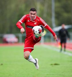 Nico Cordero. 11 mål på 9 matcher.