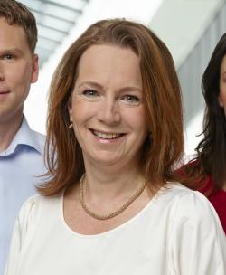 Anita Mattsson - Motionär.