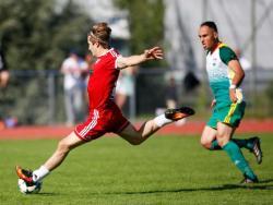 Avenäs och Léon har samarbetat sedan de spelade sjumannafotboll i Tyresö FF.