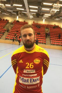 Mr Tyresö, Mattias Bejbom tar över tränarsysslan efter Mathias Ekstrand i vår.