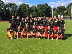 SeriesegrarnaTyresö FF hade kaxigt nog med sig lite nya tischor till bortamatchen mot IFK Lidingö.