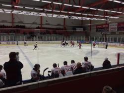 Dramaturgiskt sett en fantastisk ishockeymatch, bortsett från resultatet.